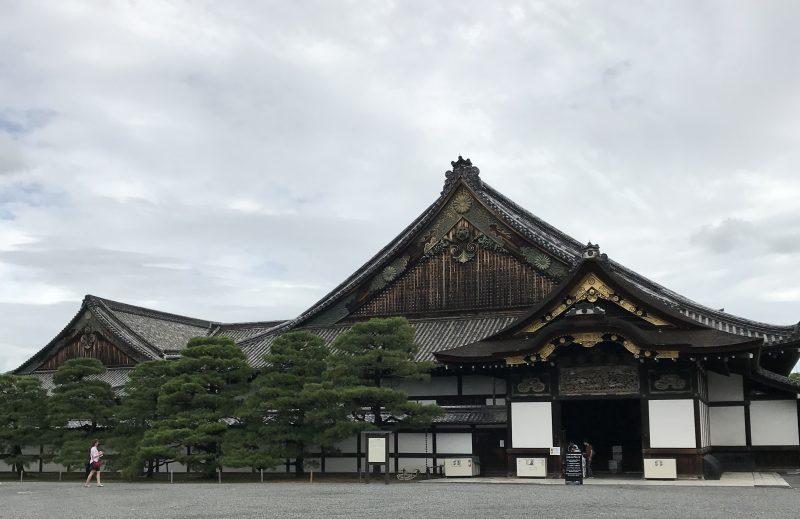 Kyoto Sightseeing: Burg Nijo – über den Nachtigallenboden