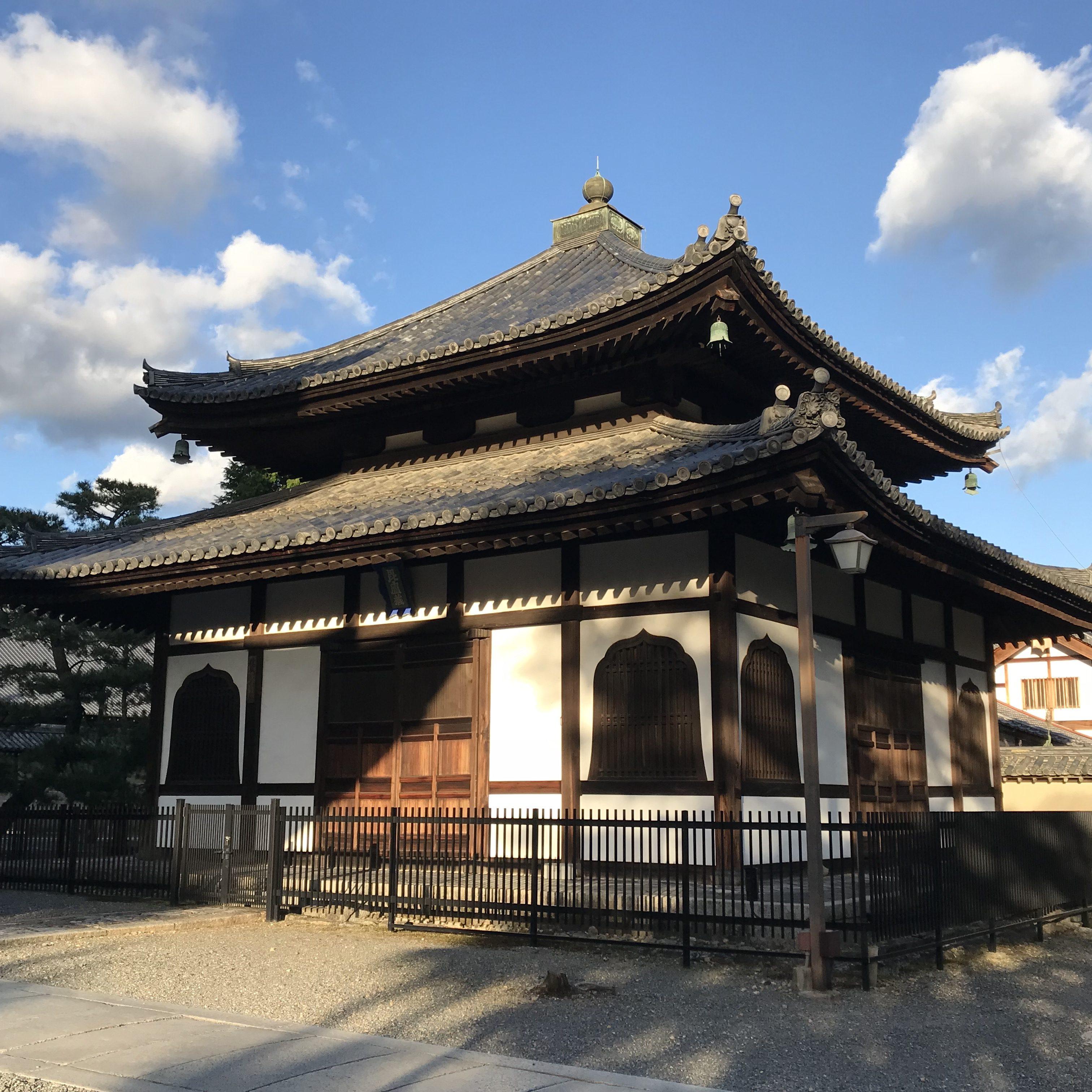 Kyoto Sightseeing: Die 47 Tempel von Myōshin-ji
