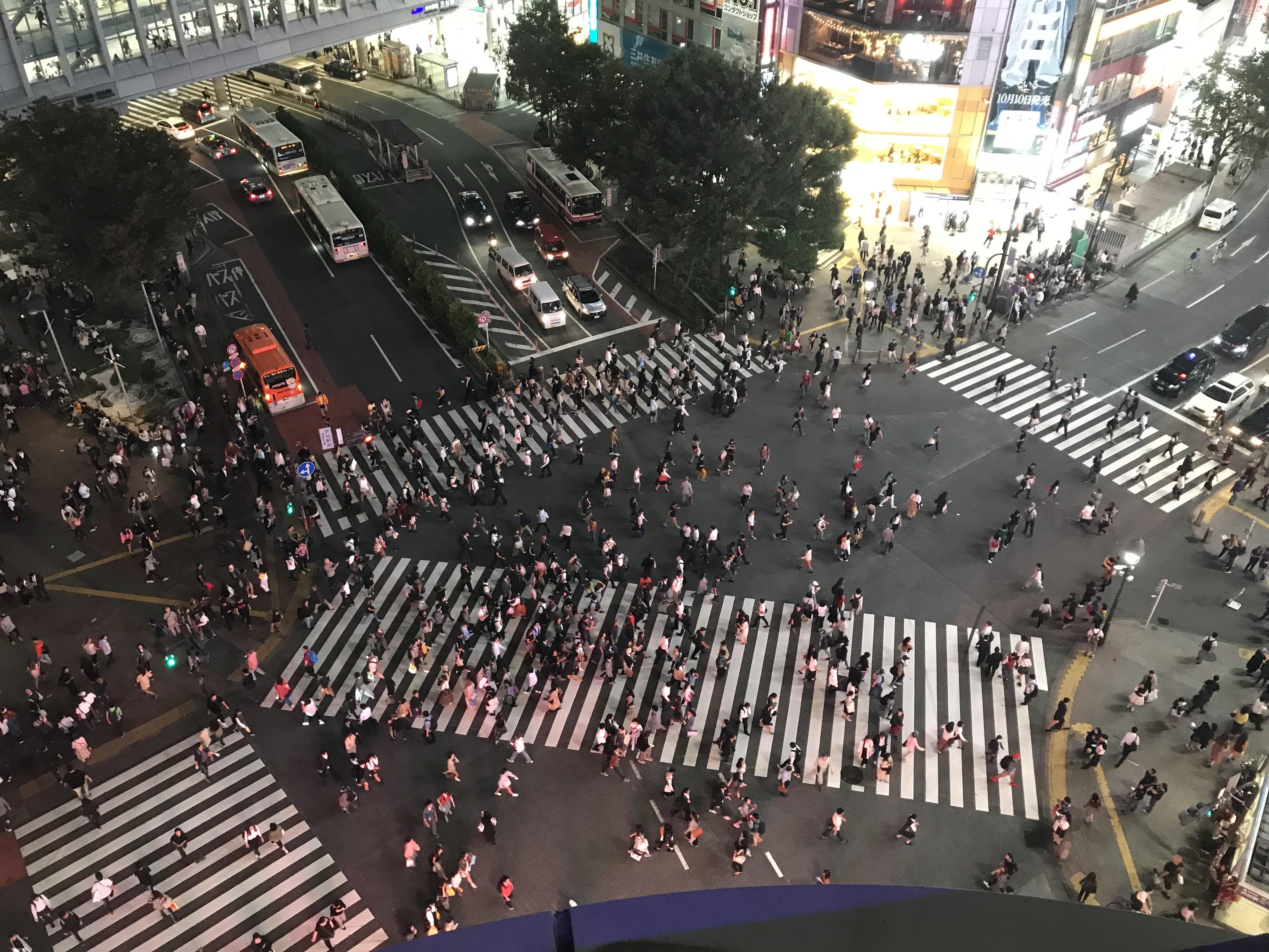 Kyoto versus Tokyo