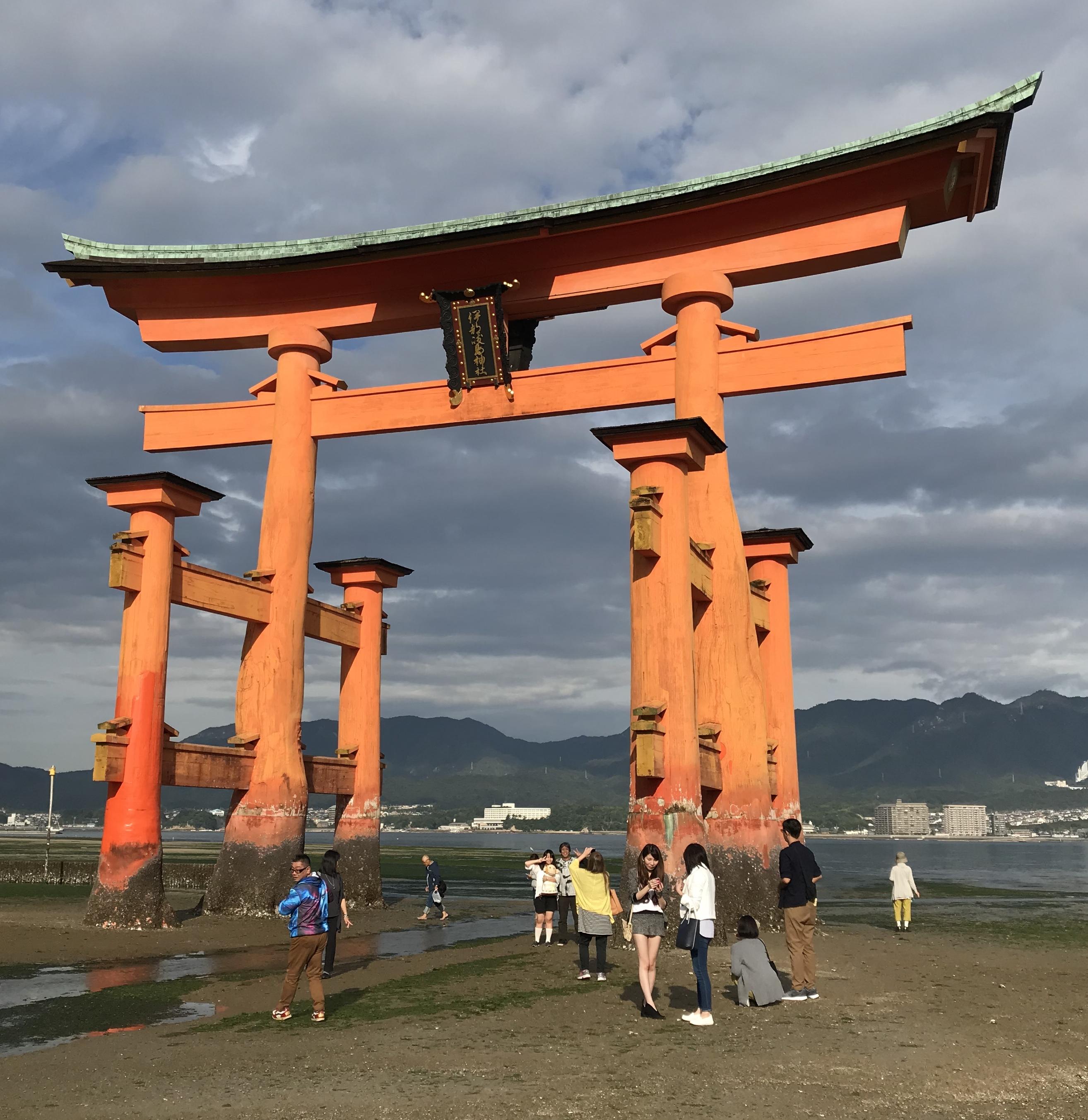 Fünf Gründe, warum man auf Miyajima übernachten sollte
