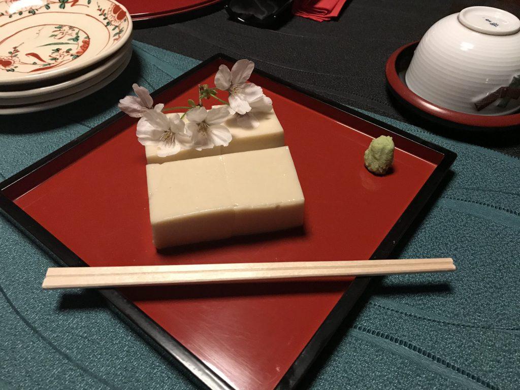 Kanga-an Tempel Sesam-Tofu