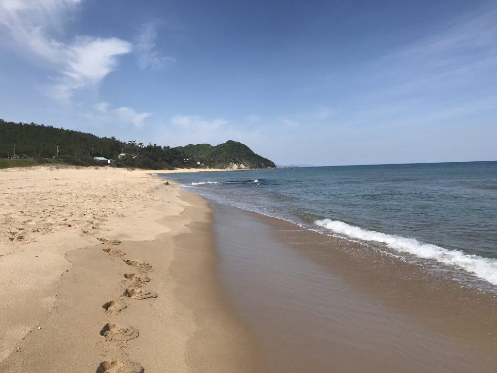 Kotohikihama Beach