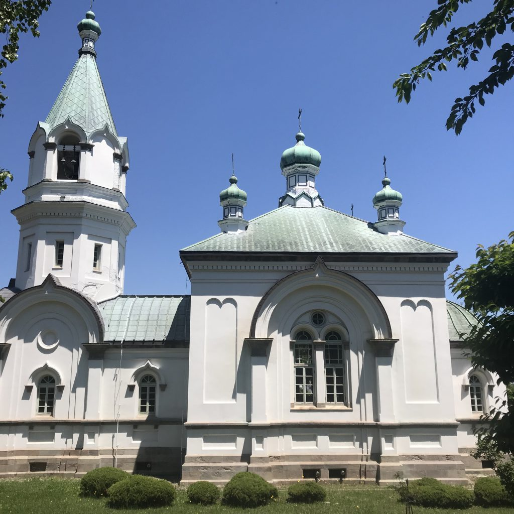 Kirche Hakodate