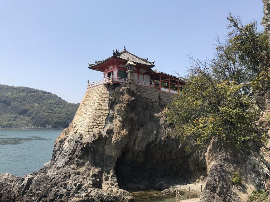 Abuto Kannon Tempel