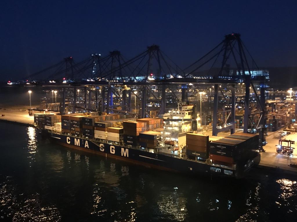 Die lange Rückreise: Mein Frachtschiff-Tagebuch